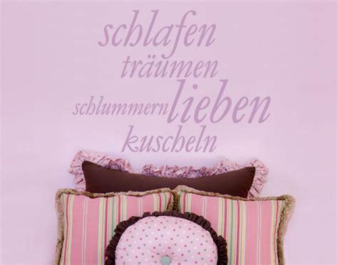Wandtattoo Kinderzimmer Schlafen by Wandtattoo Schlafen Tr 228 Umen Wandtattoo Schlafzimmer