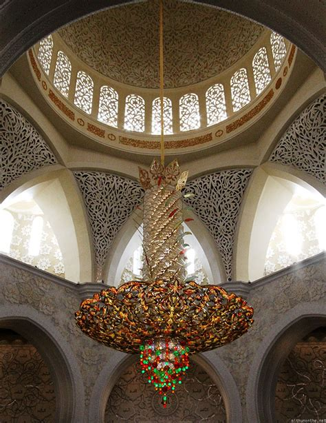 Sheikh Zayed Mosque Chandelier Uae 2010 Sheikh Zayed Mosque Abu Dhabi Mithun On The Net