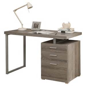 Computer Desk With Storage Space Monarch Specialties Inc Computer Desk With Space Storage Drawer Reviews Wayfair