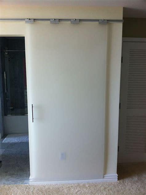 Plexiglass Shower Door Ikea Besta Rails And Glass Shower Door Cls Brackets With Plexiglass Create A Low Cost Diy