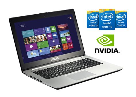 laptop asus a451lb i3 i5 dan i7