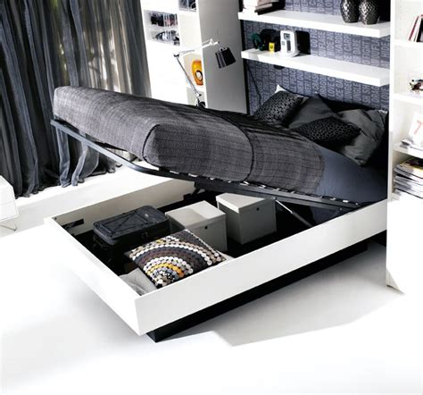 hydraulic storage bed hydraulic storage bed by boconcept crnchy