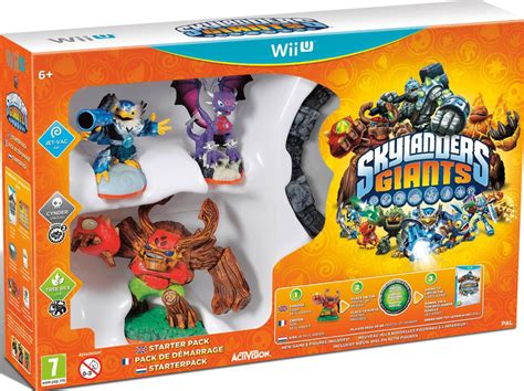 Kaos World Of Lego 24 skylanders giants starter pack wii u