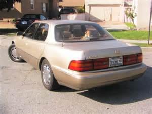 1993 Lexus Ls400 1993 Lexus Ls 400 Pictures Cargurus