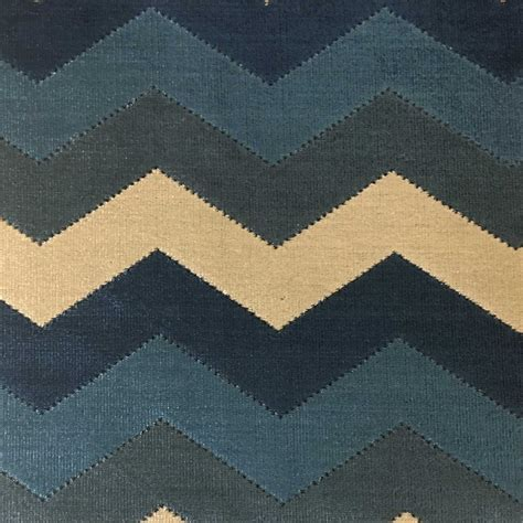 cutting pattern on fabric longwood chevron pattern cut velvet upholster fabric by