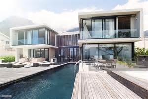modern house with large patio and swimming pool stock grand modern house with pool 3 grabcraft your number
