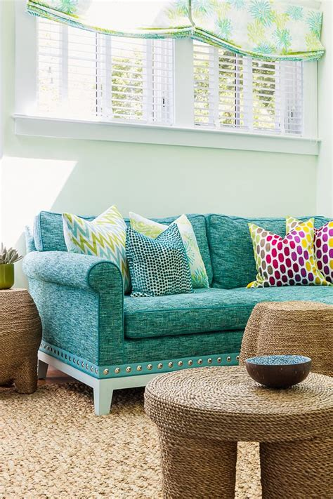 Living Room Turquoise Sofa 1000 Ideas About Turquoise Sofa On Sectional