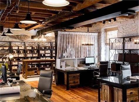 industrial home interior design prestige home builders industrial office inspiration