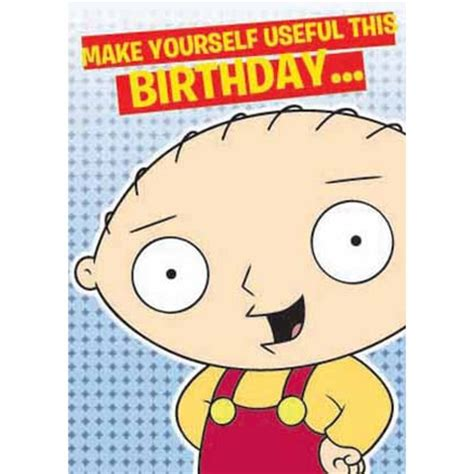Griffin Birthday Quotes Stewie Birthday Quotes Quotesgram
