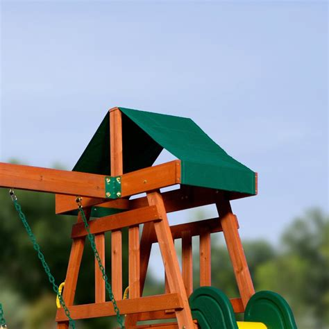 Backyard Discovery Registration Prescott Wooden Swing Set
