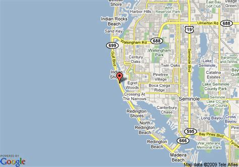indian rocks florida map map of the chateau resort luxury condominiums indian