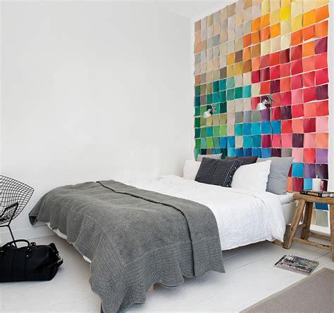 chambre adulte color馥 papiers peints de marques inspiration d 233 coration