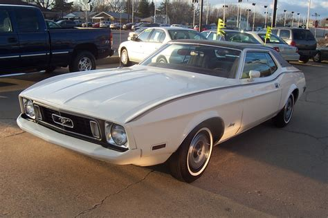 ford mustang 1973 1973 ford mustang pictures cargurus