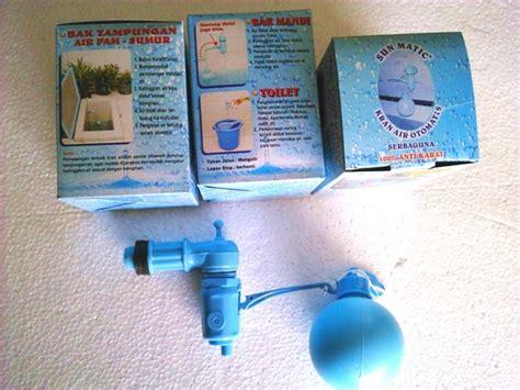 Stop Kran Elektrik kran air otomatis tak perlu takut air luber harga jual