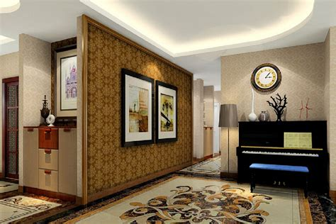 new home interior piano room design