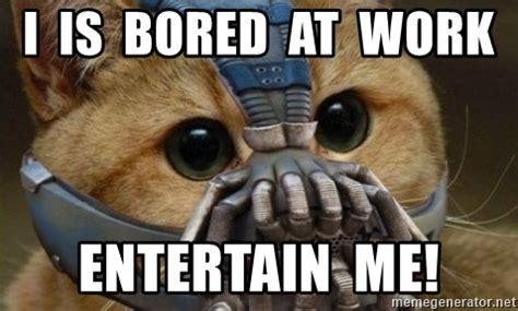 Bored At Work Meme - entertain me internet www pixshark com images