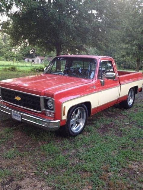 1975 chevy truck cars chevy chevrolet pick ups et chevrolet c10