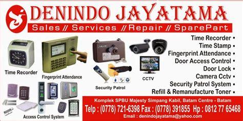 Absensi Sidik Jari Lx 20 mesin absensi fingerprint door access time