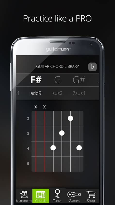 guitar tuner app android guitar tuner free guitartuna android apps on play
