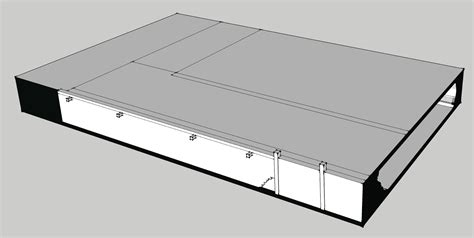 dock sections cianty s tabletop wargames blog using sketchup for gaming