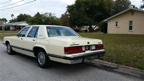 how to sell used cars 1989 mercury grand marquis electronic valve timing 1989 mercury grand marquis gs 96k original miles florida car classic mercury grand marquis