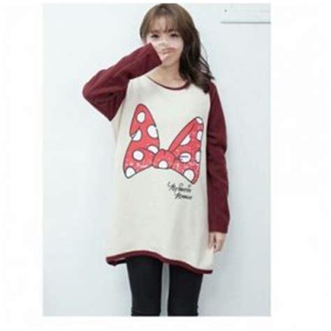baju kaos panjang atasan wanita blouse arabian murah