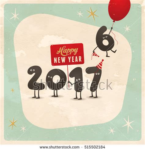 a happy new year 1924 vintage greeting card zazzle vintage style greeting card happy stock vector