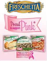 National Cancer Center Sweepstakes - freschetta proud to support pink program ipod shuffle sweepstakes prize pack
