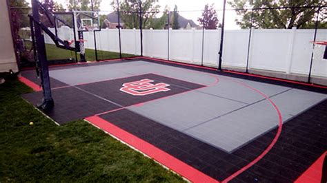 outdoor basketball court template photo gallery sport court basketball courts flooring