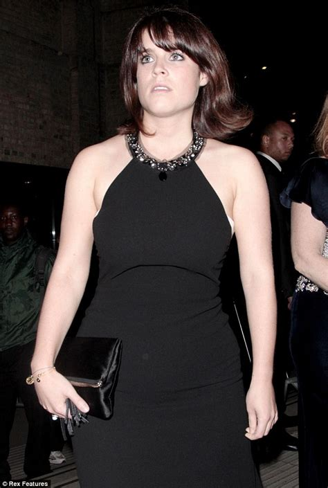 Gamis Daily Raniya princess eugenie outshines beatrice as she makes a