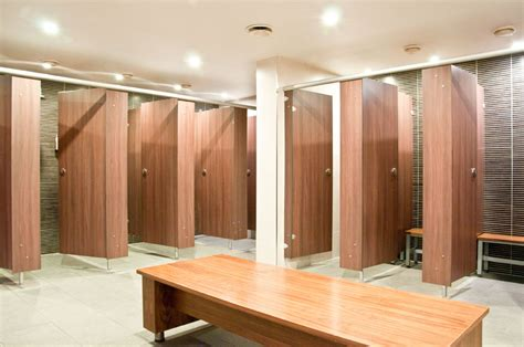 spa changing rooms maintain