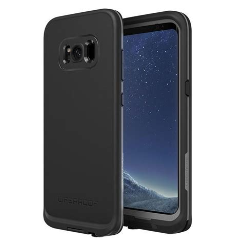 Waterproof S8 Cover Consina 80l lifeproof fre ip68 waterproof sleek cover for samsung galaxy s8 plus black ebay