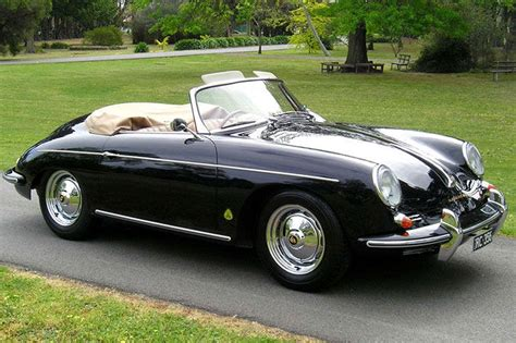 Porsche 60er by 1960 Porsche 356 Photos Informations Articles