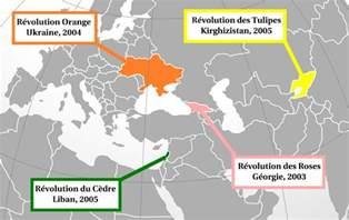 color revolutions r 233 volutions de couleur wikip 233 dia