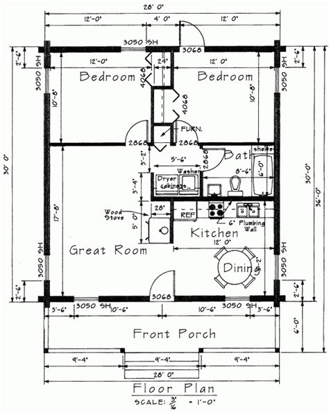 simple log cabin floor plans build a simple log cabin diy earth news