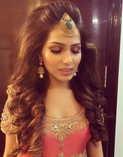 hairstyles for short hair on lehenga the 25 best indian hairstyles ideas on pinterest indian