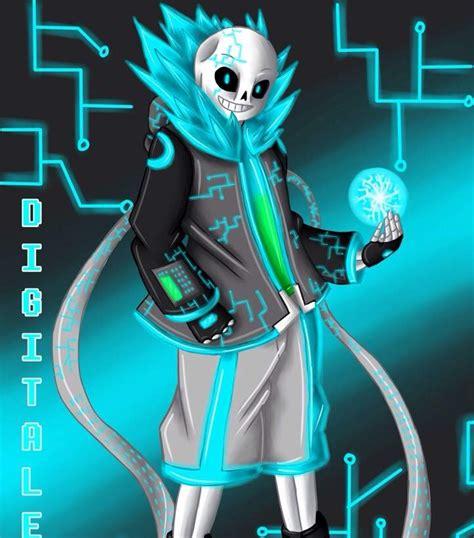 le digitale digitale sans undertale amino