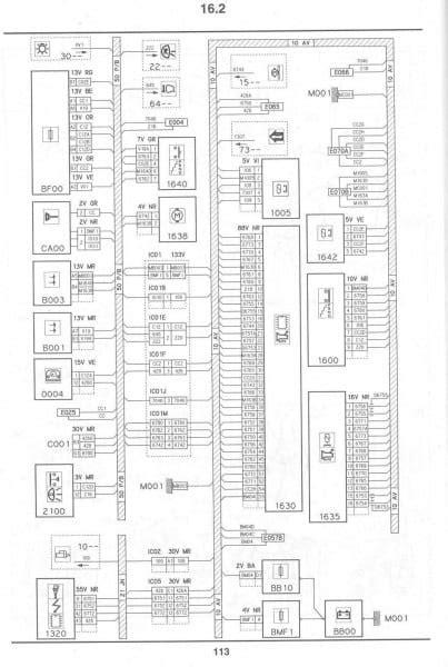 fuse box on citroen dispatch wiring library citroen xsara picasso fuse box layout 226 tunjul best layout sles