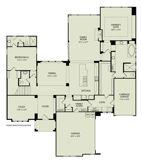 lynmar 125 drees homes interactive floor plans custom
