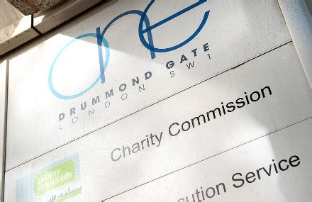 charity commission newsletter trustees may be barred after rates scheme which led to 163