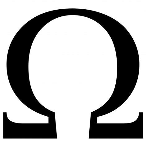 symbol for omega symbol kostenloses stock bild domain pictures