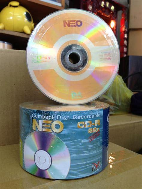 Cd Neo đĩa cd neo 52x lưu trữ dữ liệu tốt