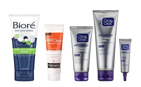 Top 8 Acne Products For by Best Acne Drugstore Products