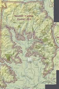 oregon pinot noir wine yamhill carlton map