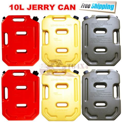 Aliexpress.com : Buy 10Litre Red Jerrycan Plastic Fuel