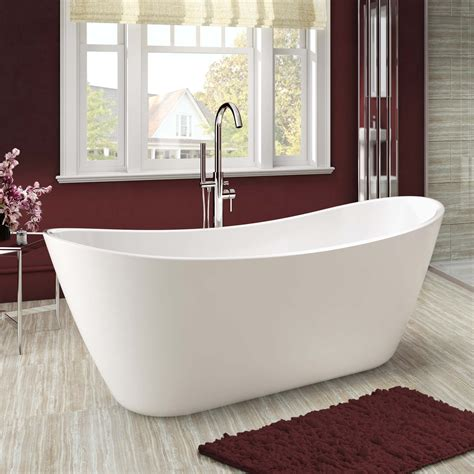 freestanding contemporary bathtubs bathroom acrylic contemporary design tub together with