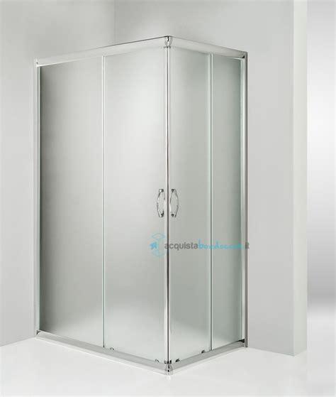 box doccia 80x120 prezzi box doccia angolare porta scorrevole 80x120 cm opaco
