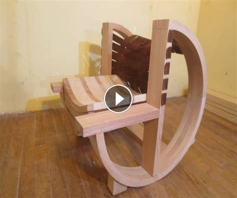 how to build a rocking bench incredible woodworking 187 how to make a wooden rocking chair