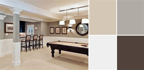 basement colors a palette guide to basement paint colors home tree atlas