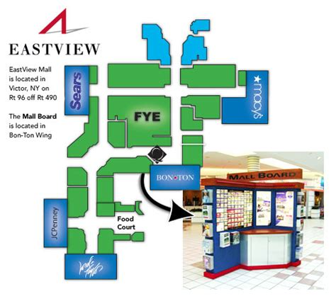 layout of eastview mall eastview mall map my blog
